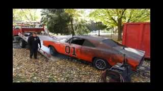 General Lee Destroyed by Fire - Fifteen Years of Fun