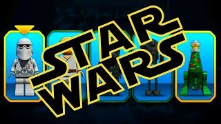 Звездные войны – Мультик Игра прохождение Star Wars видео для детей