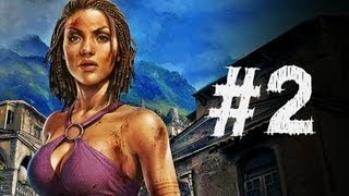 Dead Island Riptide Gameplay Walkthrough Part 2 - New Beginnings - Chapter 2