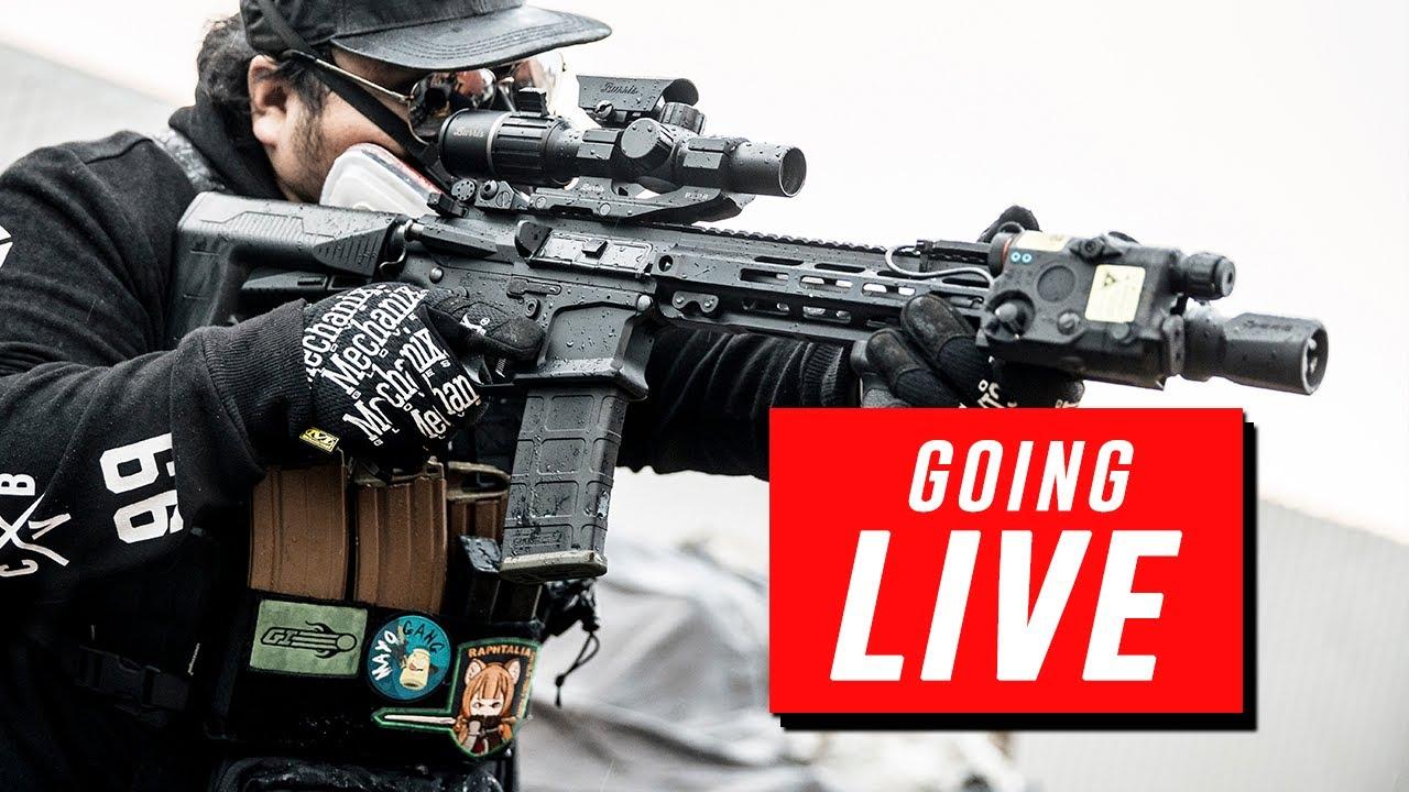 NEW HI-CAPAS! - Live Stream | Airsoft GI