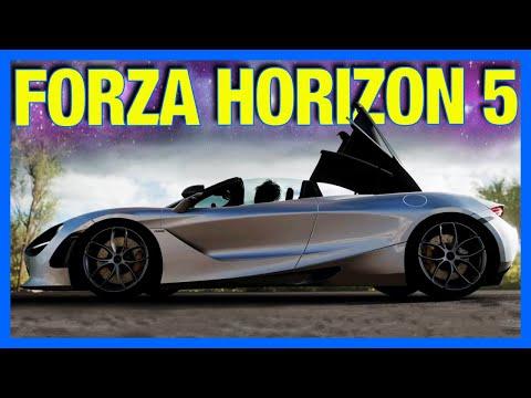 Forza Horizon 5 NEW Footage & Forza Horizon 4 Update 37