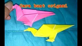Cara Membuat Origami Kertas Husus