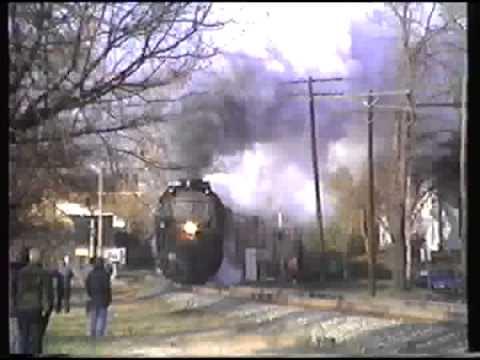 Worlds Largest Operating Steam Locomotive