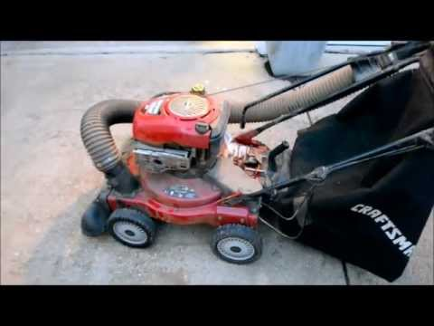 Leaf And Branch Cleanup With Gas Chipper Blower Vacuum Doovi