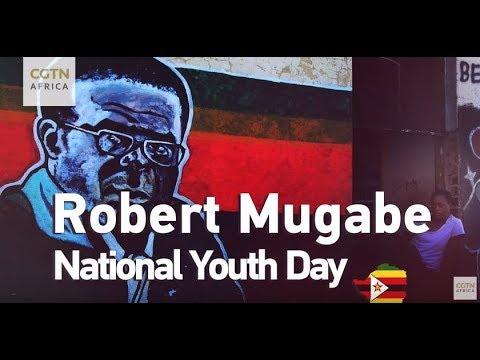Zimbabwe marks the first Robert Gabriel Mugabe National Youth Day