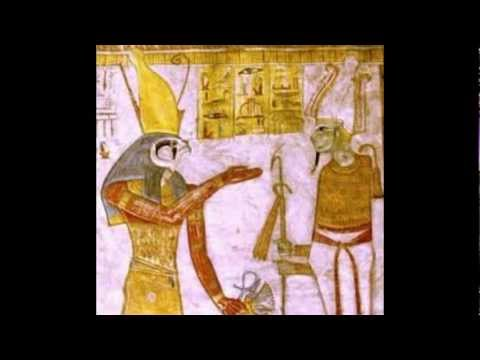 War Song of Horus and Sekhmet - Ancient Egyptian Music - from the CD Tears of Isis