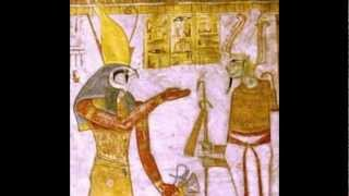 Ancient Egyptian Music - War Song of Horus and Sekhmet from the CD Tears of Isis
