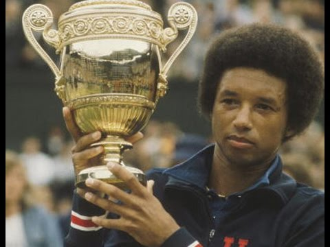 THE DEATH OF ARTHUR ASHE