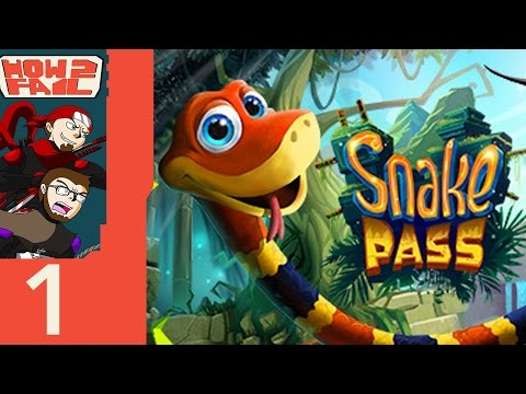 HOW 2 FAIL - SNAKE-CAST (SNAKE PASS) - EPISODE 01-