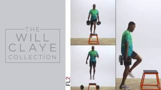 The Will Claye Workout: Weight Room Routine