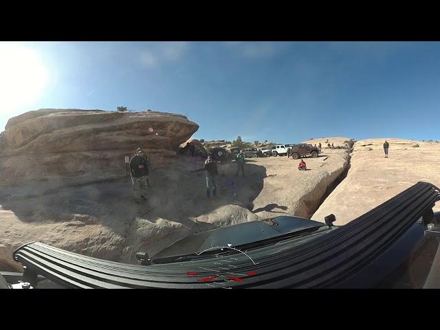 360 Golden Crack in a KL Cherokee