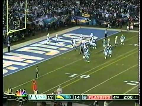 2009 CHARGERS-COLTS PLAYOFF