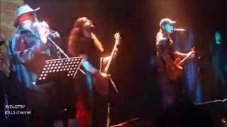 2016-05 Hawkwind - Thessaloniki (Greece) - Shot Down - with subtitles