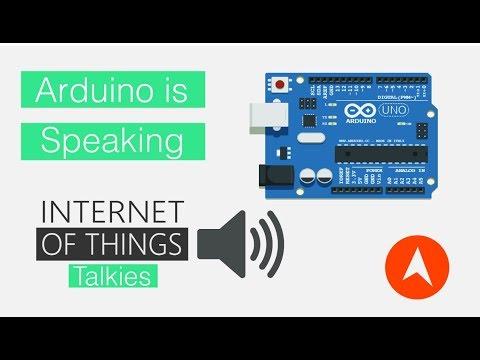 Arduino Tutorial | Speaking Arduino! How? | Text to Speech Arduino