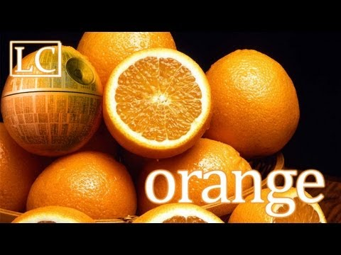 Word Origins: Orange
