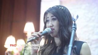 I Live My Life For You - FireHouse - Cover by PAO ENTERTAINMENT