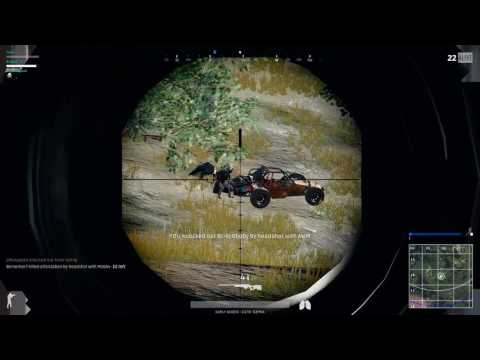 PUBG AWM Headshots All Day Everyday
