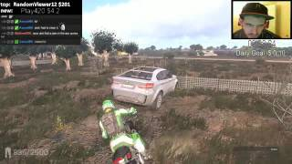JoyRide On A Motorcycle - Epoch Mod - Arma 3