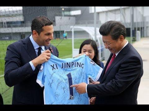 L'investissement du City Football Group en Chine : quand politique & football font bon ménage