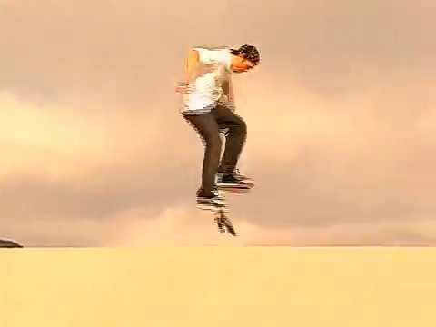 Pat Hickey's part in Null Skateboards 'Null And Void' DVD