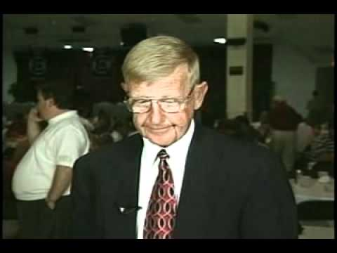 Lou Holtz Caught on Camera Raging Against Intern