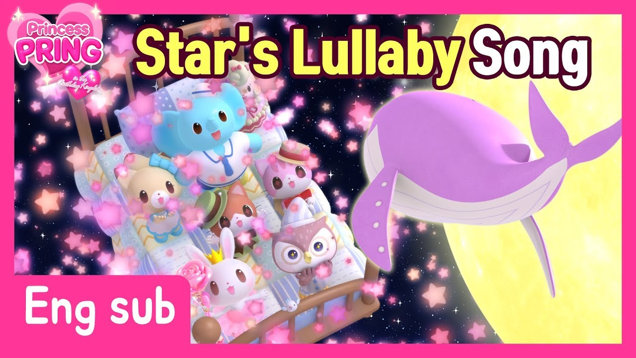 Kids Songs | Star's Lullaby | sleeping music | Songs for Children