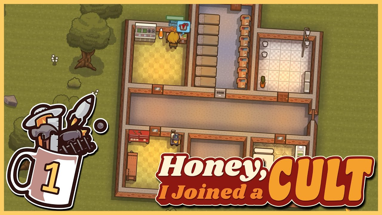 Download The Generi-ati Cult Simulator   Honey, I Joined a Cult #1 - Let's Play / Gameplay