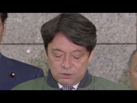 Japanese Defense Minister: