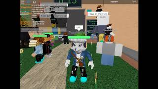 The craziest elevator ever! I Roblox with Mike_lol77