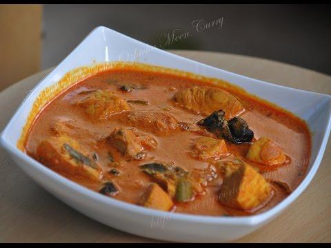 Kerala Fish Curry In Coconut Milk    കുടംപുളി ഇട്ടു വച്ച നാടൻ മീൻ കറി  തൃശൂർ സ്റ്റൈൽ    EP No:1