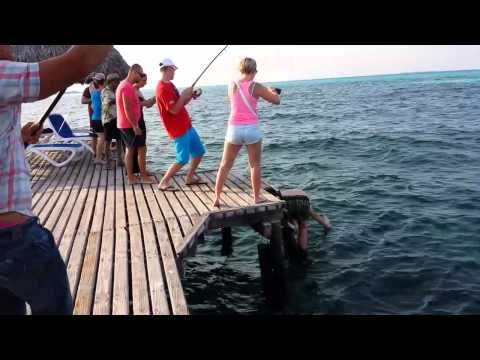 Dream team fishing in Cuba April 2015