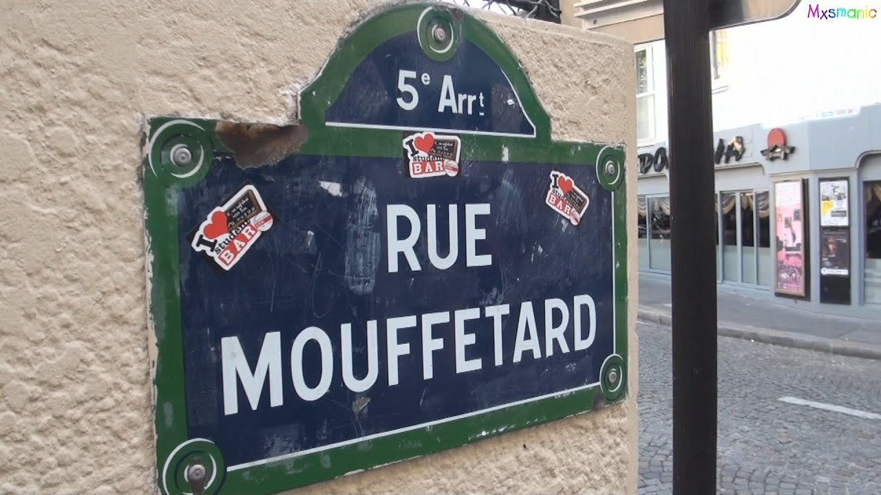 A Visit to the Rue Mouffetard  YouTube
