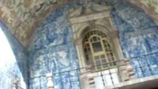 Obidos gate(Любительское видео, снято в городке Обидуш, Португалия в 2010., 2012-01-26T21:26:35.000Z)
