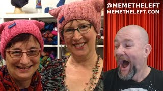 KNITTING COMMUNITY BANS TRUMP SUPPORTERS