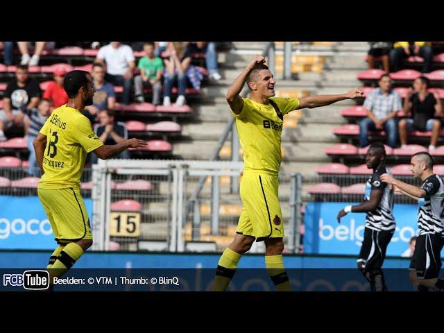 2012-2013 - Jupiler Pro League - 02. SC Charleroi - Club Brugge 0-1