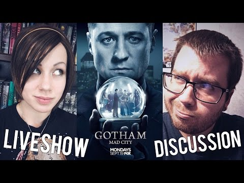 "Gotham Season 3 Episode 2 ""Burn the Witch"" Liveshow Discussion"