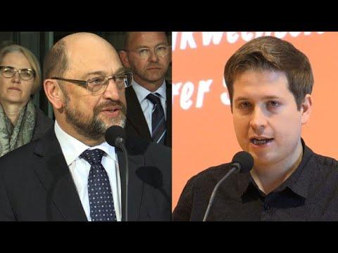GroKo oder NoGroKo? SPD tief gespalten