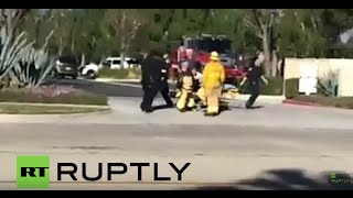 LIVE: San Bernardino shooting remains an active scene, 20 victims, up to 3 gunmen