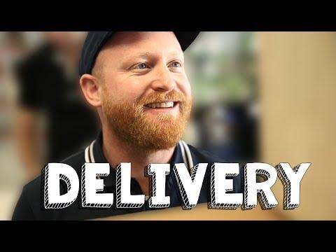 Misunderstanding your job description - Delivery