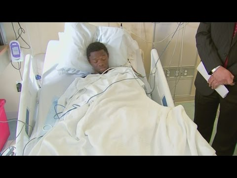 South Boston Murders Suspect Arraigned From Hospital Bed