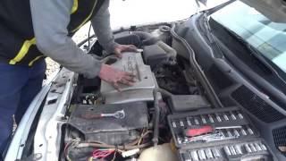 Almashtirish zanjir kompyuterda Opel Astra G