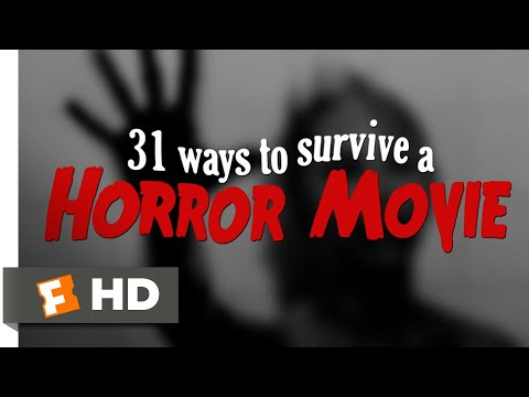 How to Survive a Horror Movie   Movieclips