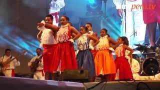 Perú Negro Toro Mata Aniversario de Lima 2014