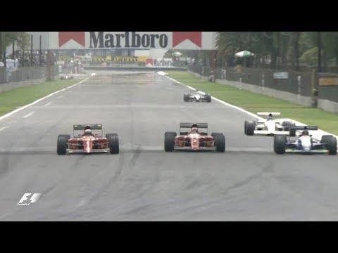 Ferrari Claim Memorable One-Two | 1990 Mexico Grand Prix