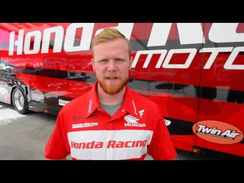 Racer X Films 2016 Team Honda HRC Media Intro