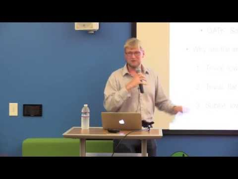 sfspark.org: Frank Nothaft, Scalable Genome Analysis With ADAM