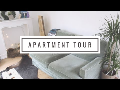 MY GERMAN APARTMENT TOUR// 🏠