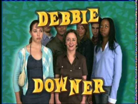Debbie Downer Theme Song Youtube