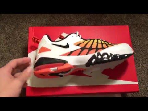 Unboxing! Nike Air Max 120 OG Hyper Orange