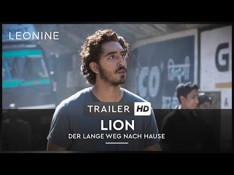 Lion - Trailer (deutsch/ german; FSK 6)